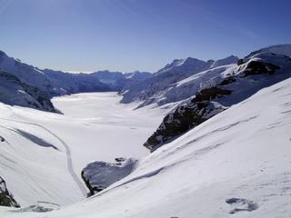 スイス 氷河.JPG